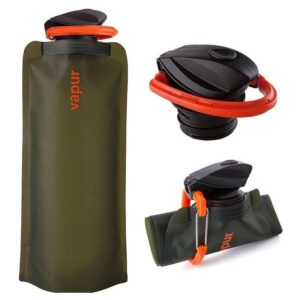 Borraccia Eclipse Verde militare 0,7 L